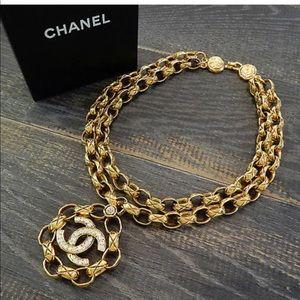 Chanel Antique Necklace